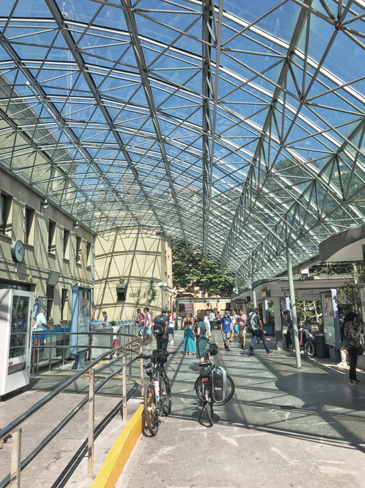 Estación Euskotren   Lanik