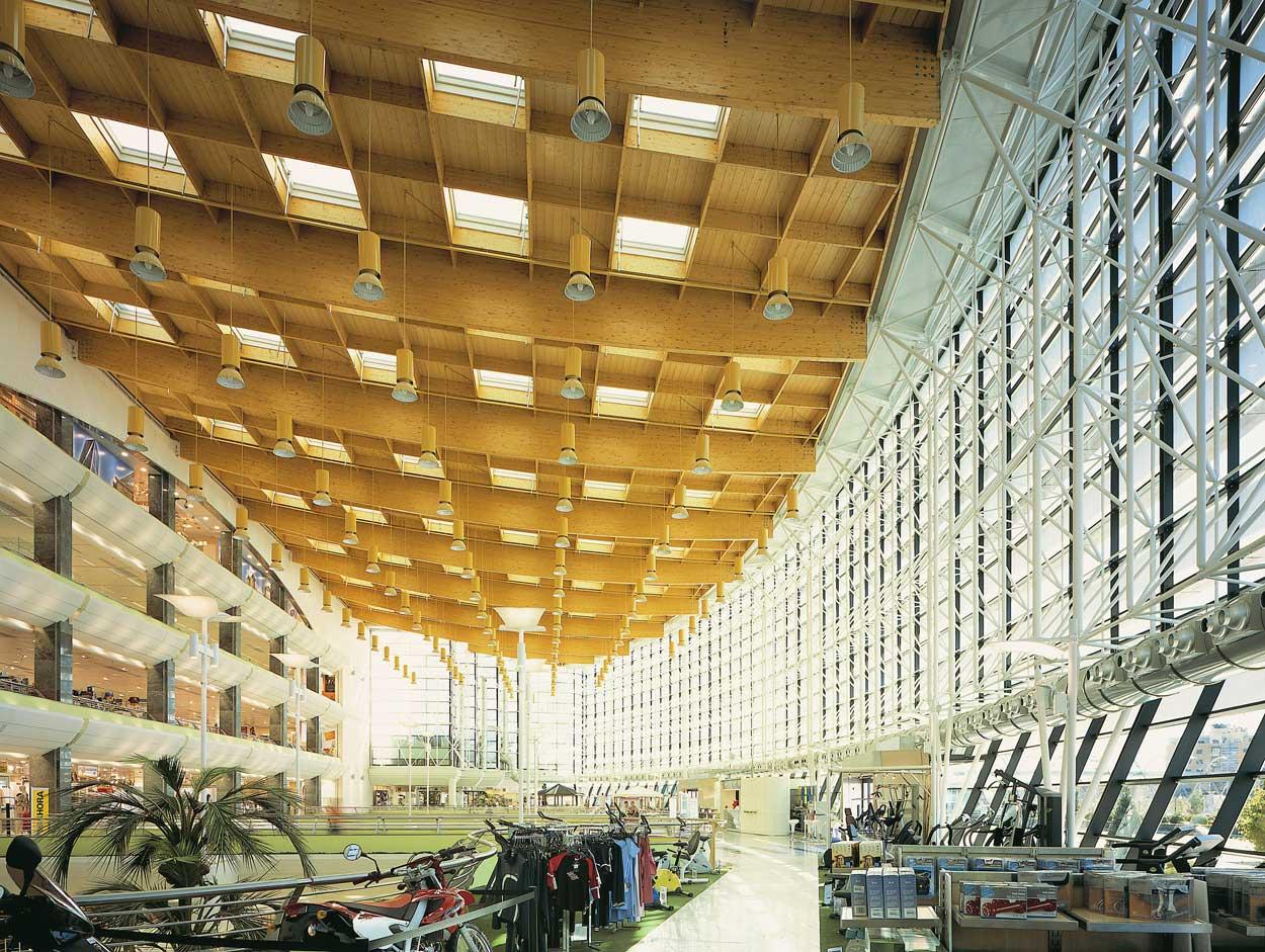 Centro comercial sanchinarro lanik for Centro comercial sol madrid