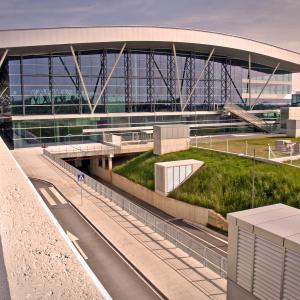 Shirak airport Zvartnots