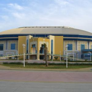 Palais des sports du 14-Janvier