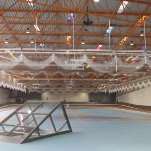 Pista patinaje La Chantrea