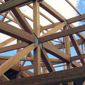 glulam structure