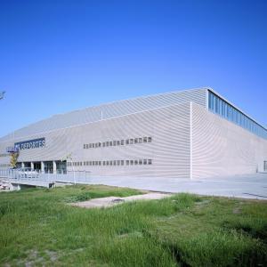 Palacio de Deportes del Mediterráneo - Almería