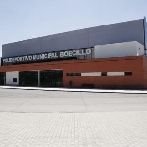 Pabellón de deportes Boecillo