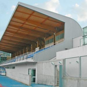 Tribunas Campo Futbol